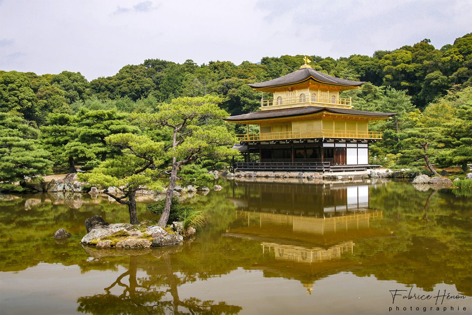 kinkakuji pavillon d'or