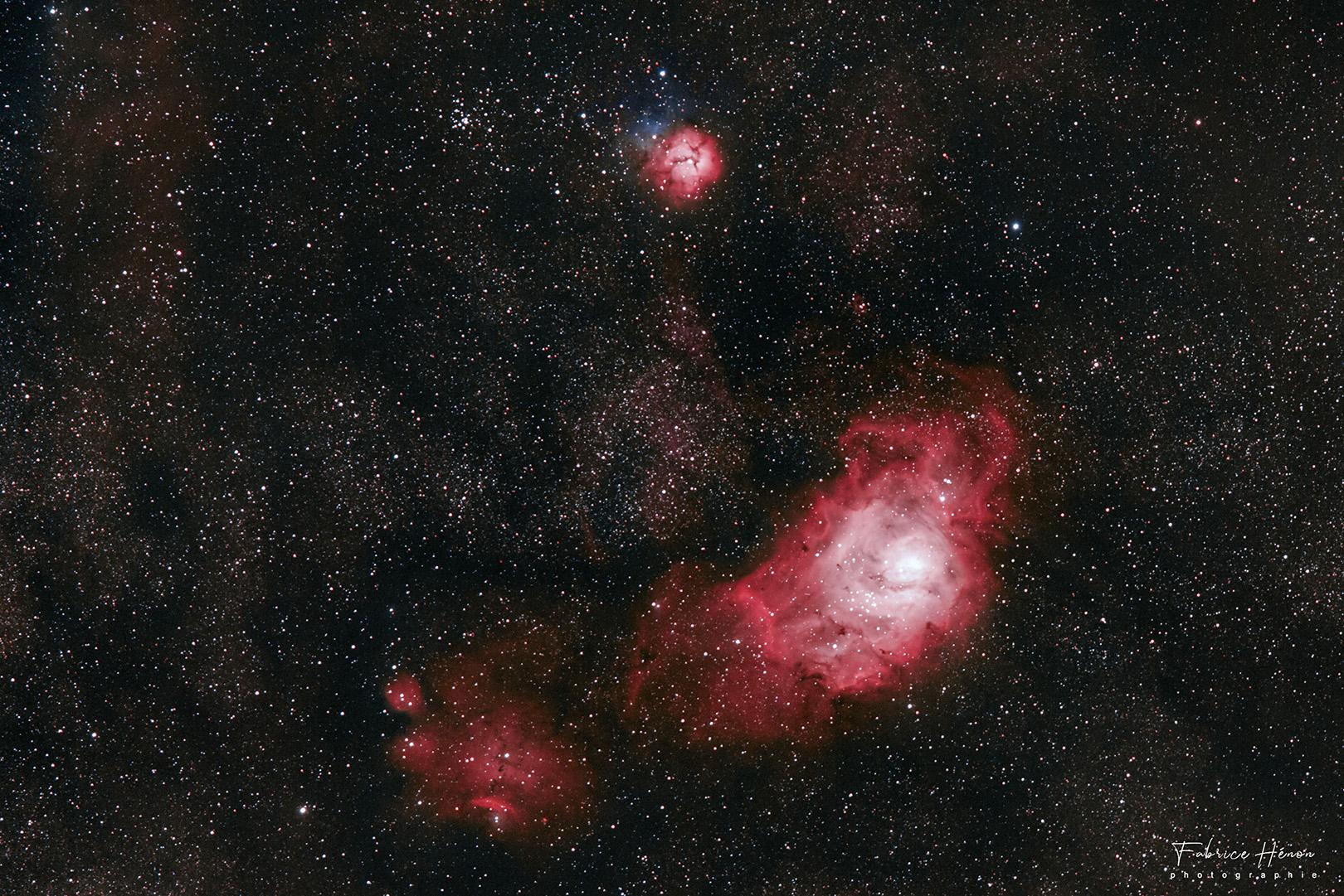 Nebula M8